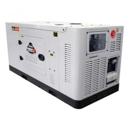 Generador Diesel con ATS TD20SGEJ-ATS Toyama