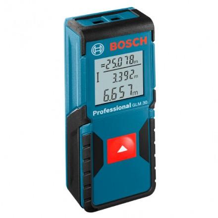 Medidor l ser glm bosch 30 professional ferreter a - Medidor laser bosch ...
