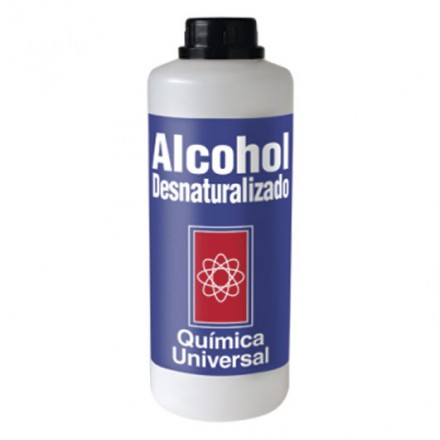 ALCOHOL DESNATURALIZADO