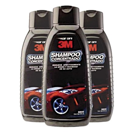 SHAMPOO CONCENTRADO CAR CARE 470ML