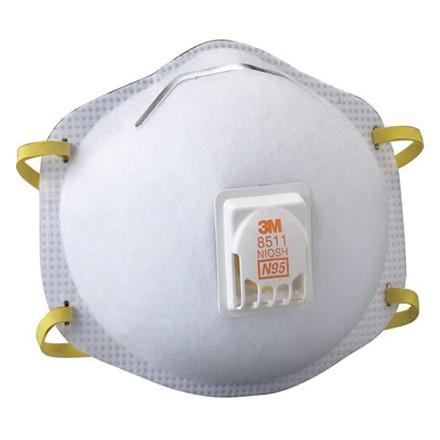Respirador 8511(N95)