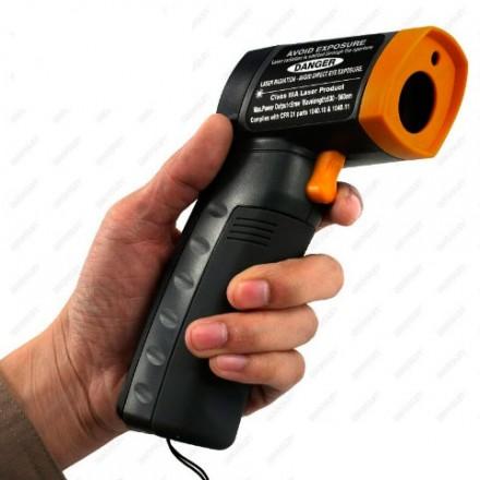 Termómetro Digital Pistola IR