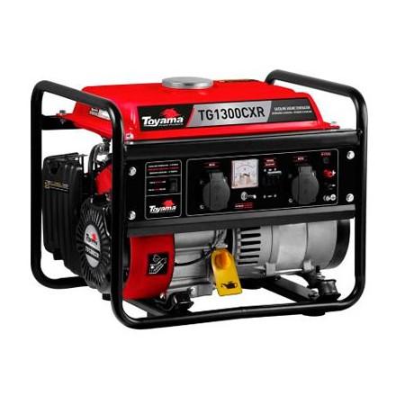 Generador Toyama TG1300CXR a gasolina