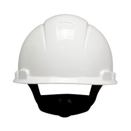 CASCO SEGURIDAD 4PT RATCHET BLANCO 3M