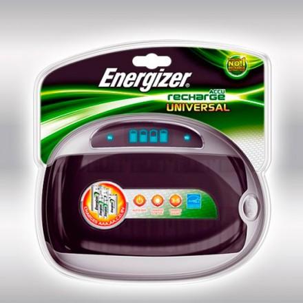 CARGADOR DE PILAS UNIVERSAL ENERGIZER
