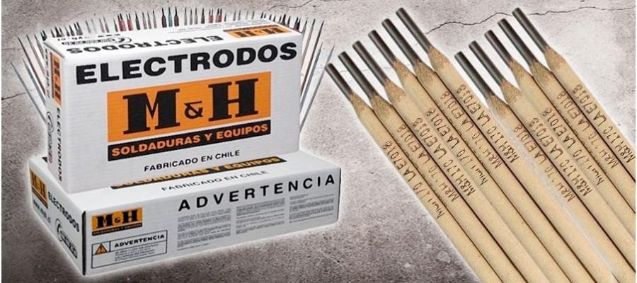 ELECTRODOS PARA SOLDADURA