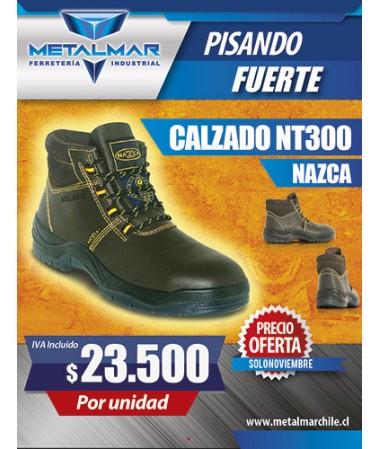 CALZADO NAZCA NT300