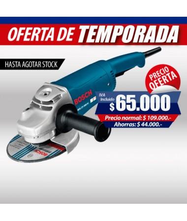 Esmeril GWS 21-180 Bosch