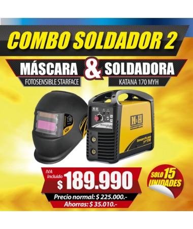 COMBO SOLDADOR 2